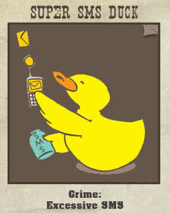 sms-duck