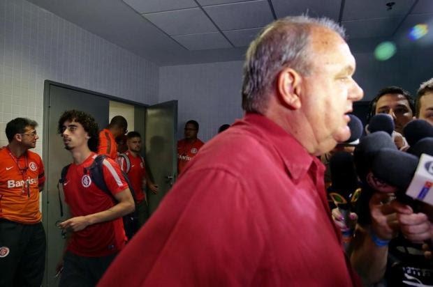 """Guerrinha: """"Cadê a atitude da direção colorada?"""" Fernando Gomes/Agencia RBS"""