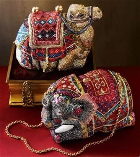 Judith Leiber Camel & Elephant Minaudieres   PurseBlog