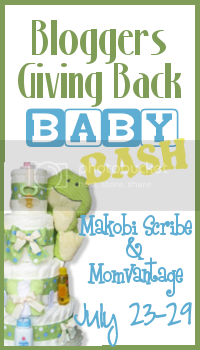 Bloggers Giving Back Baby Bash