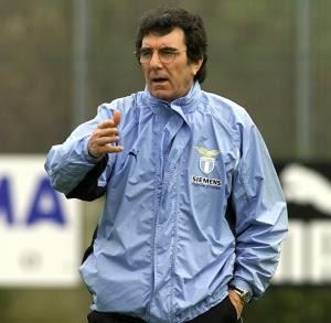 Zoff, allenatore Lazio 1990-1994, poi '97 e poi 2001