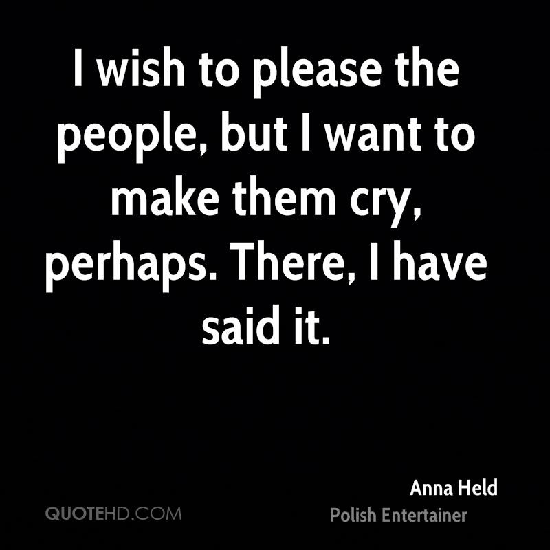 Anna Held Quotes Quotehd
