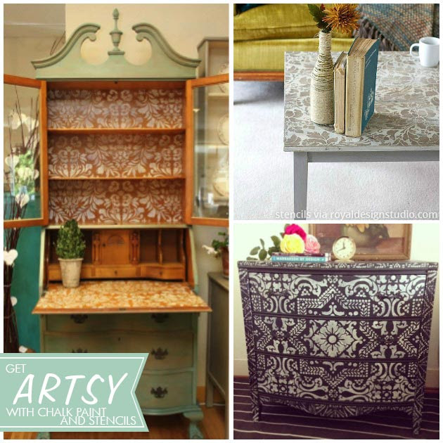 Chalk Paint Furniture Styles Much More Than Shabby Chic