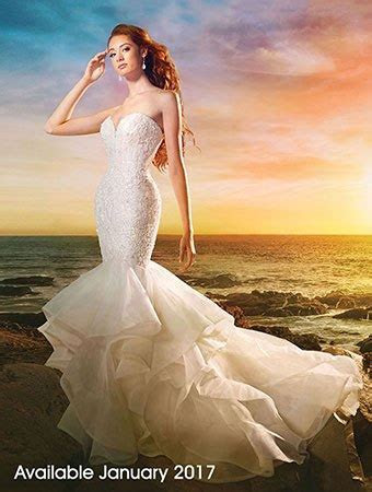 Ariel The Little Mermaid Wedding Dress Alfred Angelo