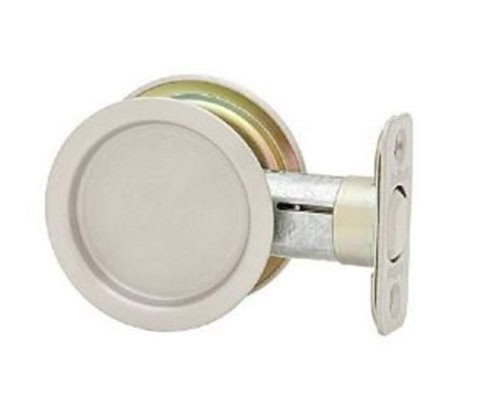 Door Locksets Online Stores Round Pocket Door Passage Set