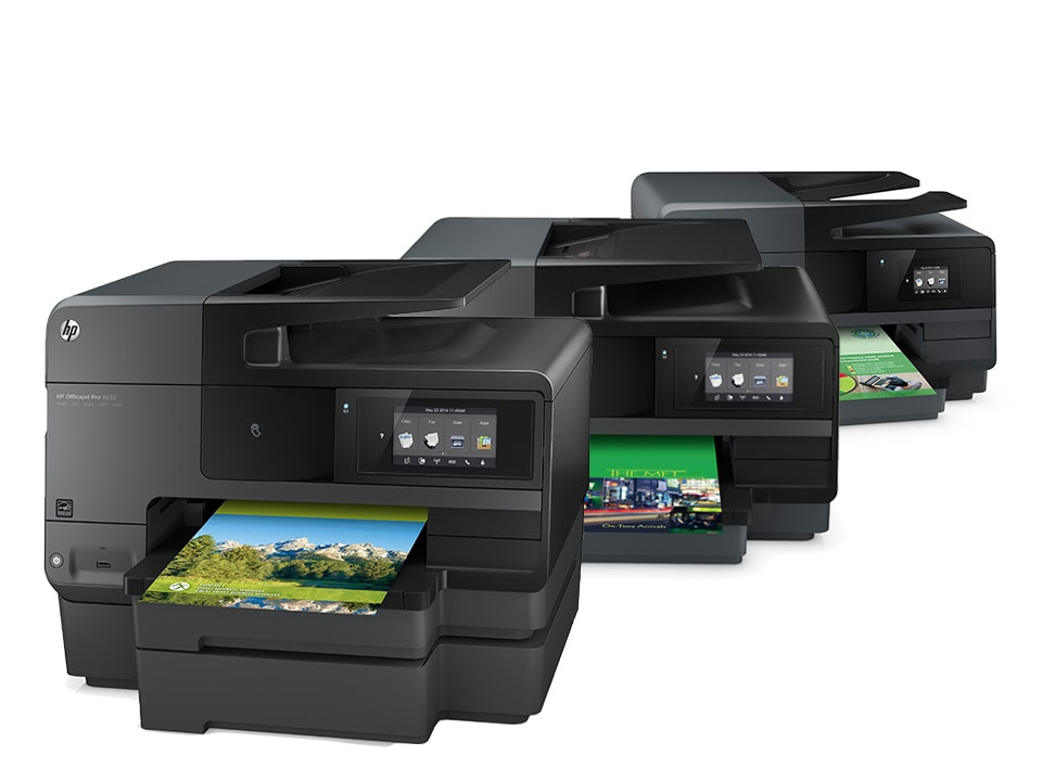 Hp News Hp Simplifies Small Business Printing With New Officejet