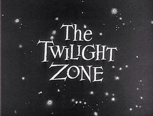 Resultado de imagem para The Twilight Zone