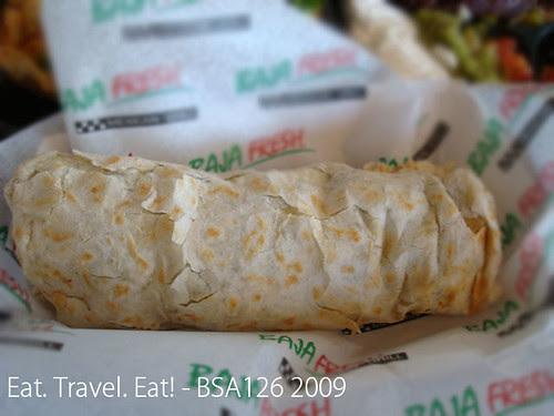 Baja Burrito Food Truck