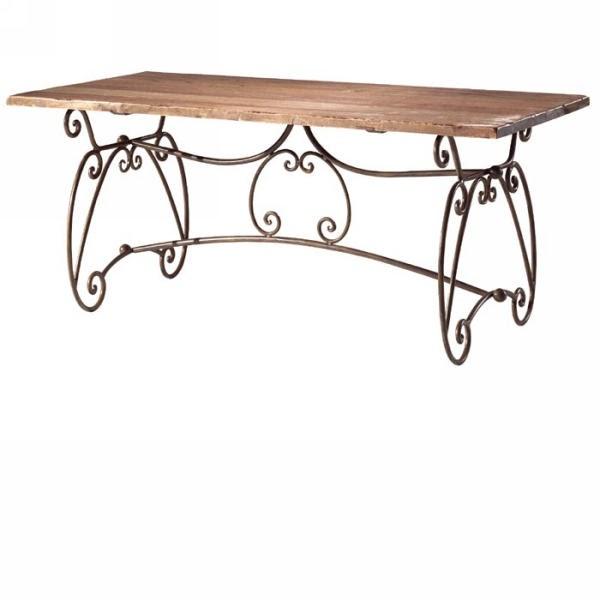 vendeur grossiste table de repas en fer forg grossiste destockage discount liquidation annonces. Black Bedroom Furniture Sets. Home Design Ideas