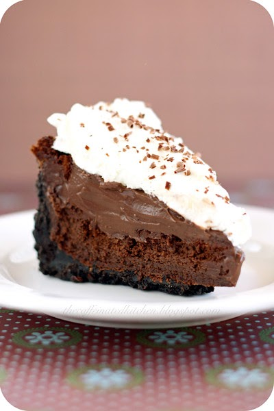 Chocolate Baked Pudding Cake