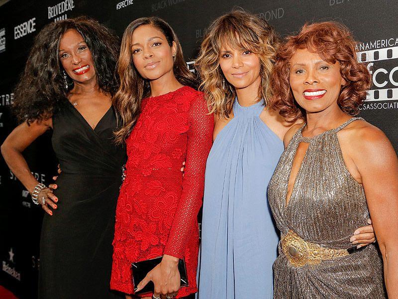 Halle Berry : Spectre: The Black Women of Bond Tribute (November 3, 2015) photo spectre-group-800x600.jpg