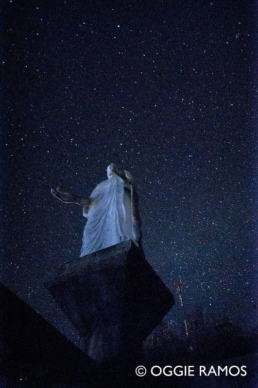 Culion - Christ the Redeemer at Night II