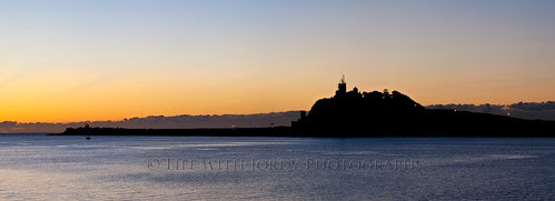 Nobbs Point from Stockton Breakwall by Life with Jordy