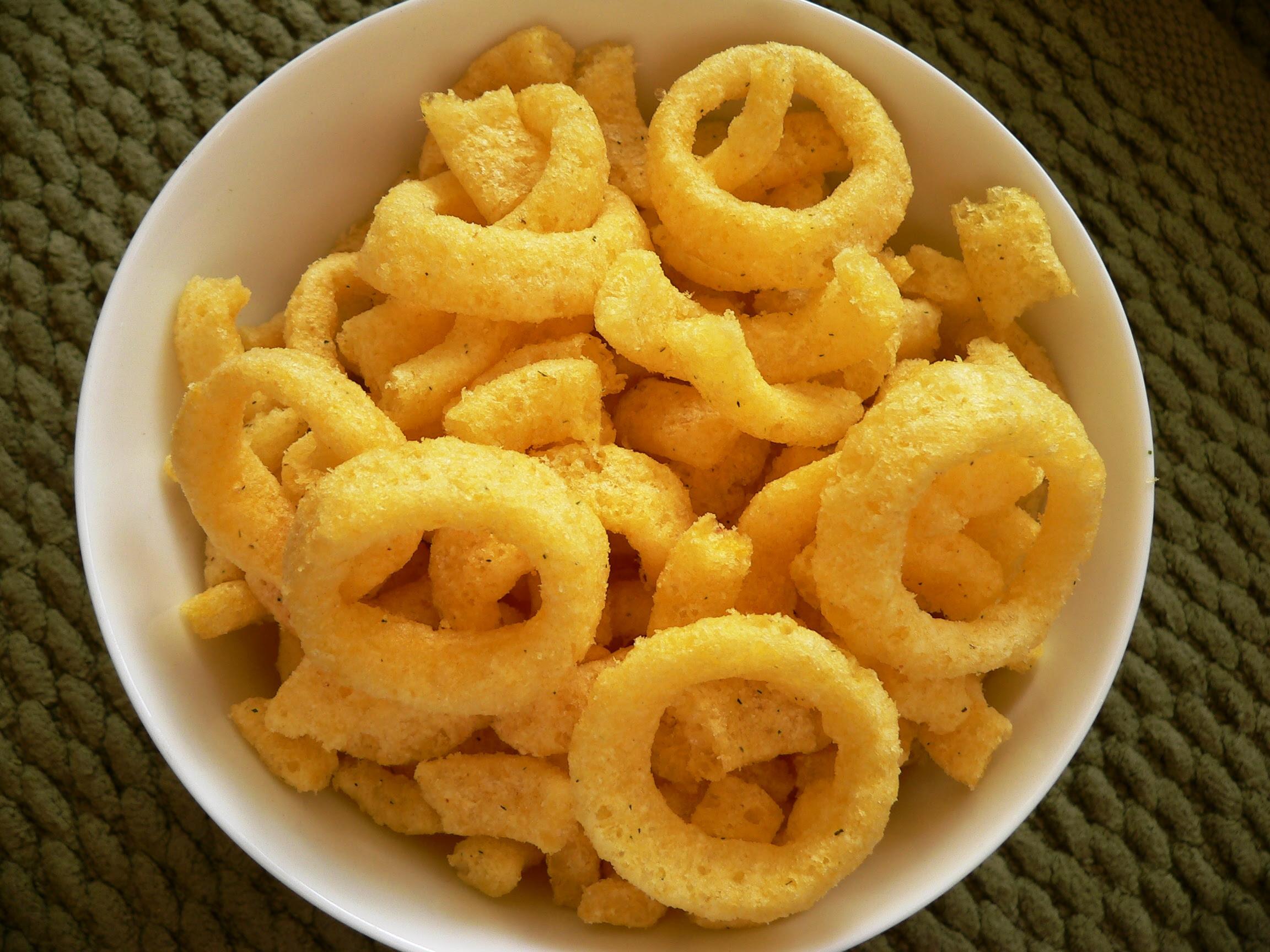 My New Favorite Snack - Gluten-free Onion Rings   Gluten ...