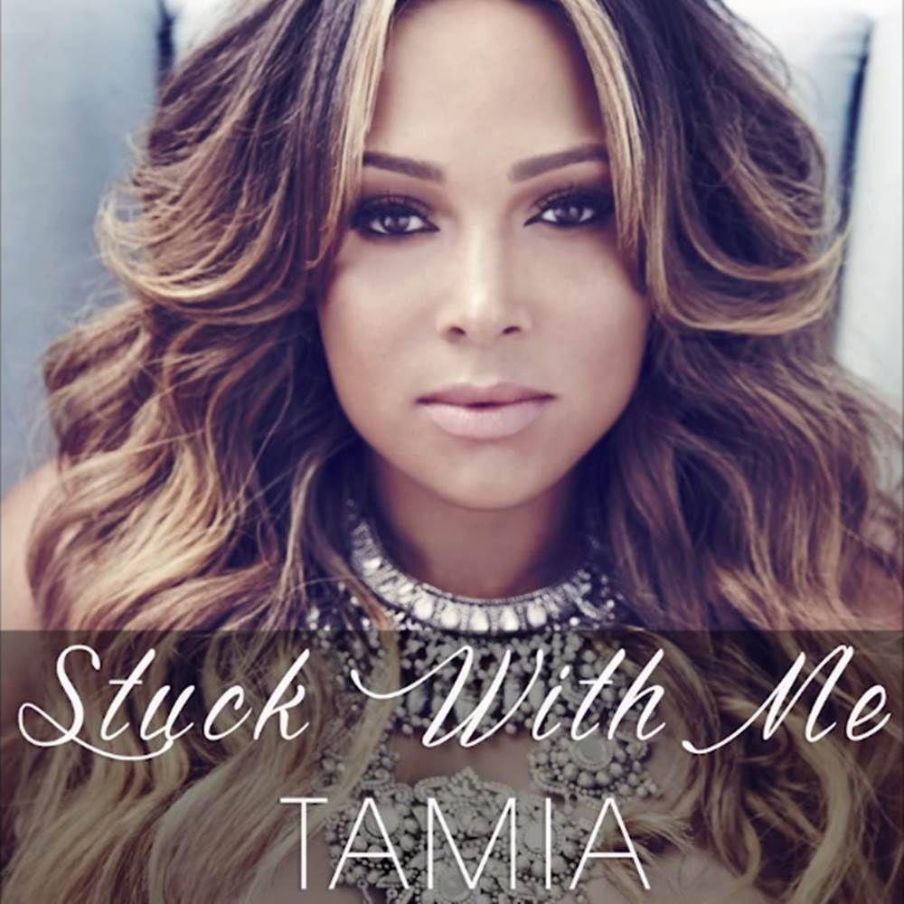 Tamia : Stuck With Me (Single Cover) photo stuck-with-me.jpg