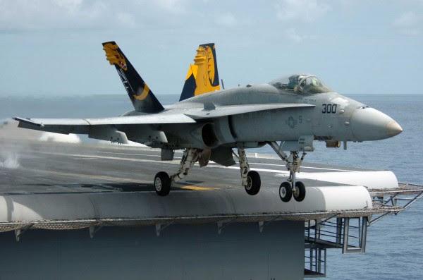 APG-79 (V) para permitir Hornet legado X otros 15 a 20 años de funcionamiento. (Imagen: ptisidiastima)