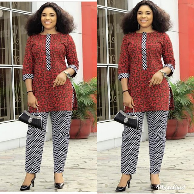 Perfect Ankara Styles For Fabulous Ladies/Women Of African