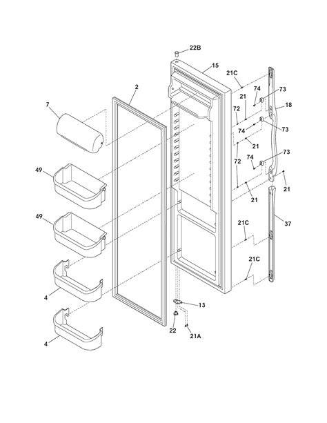 Electrolux Refrigerator Parts Diagram | My Wiring DIagram