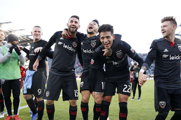 9e9ab3a33 Google News - Rooney scores twice as DC United beats NYCFC 3-1 ...