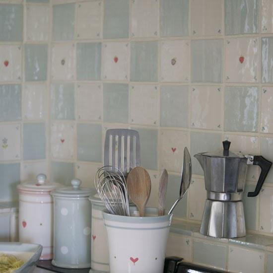 Susie Watson wall  tiles  Kitchen  wall  tile  ideas