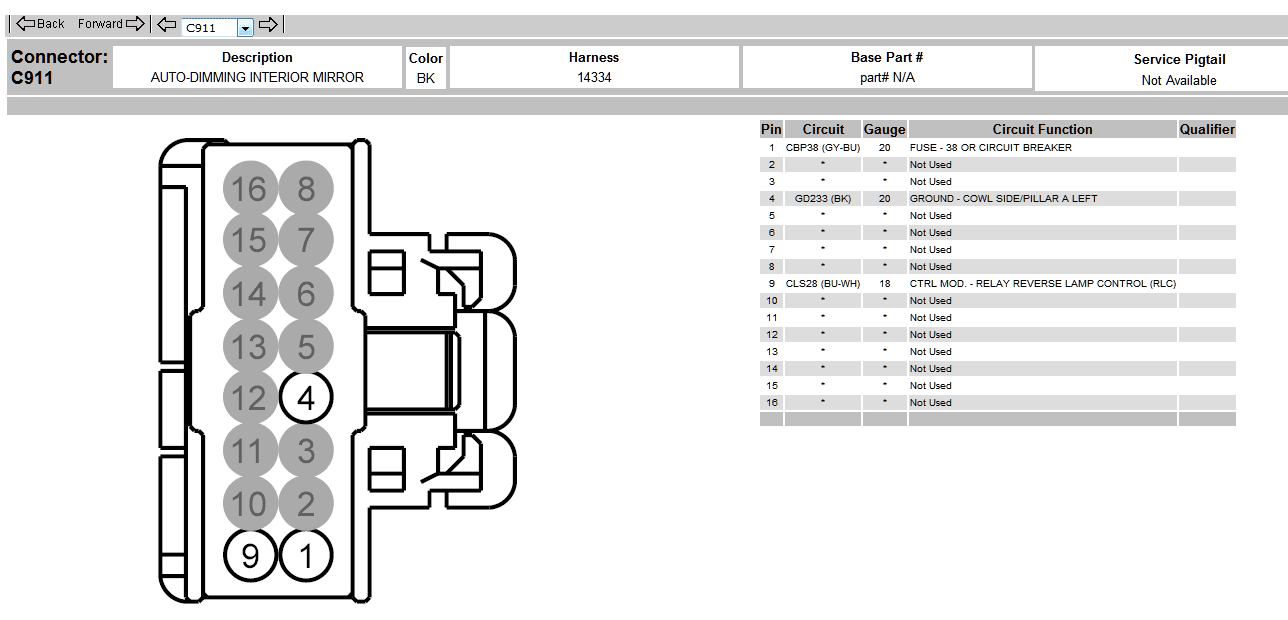 165d15 2012 Ford Edge Wiring Diagram For Camera Wiring Library