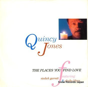 JONES, QUINCY places you find love, the