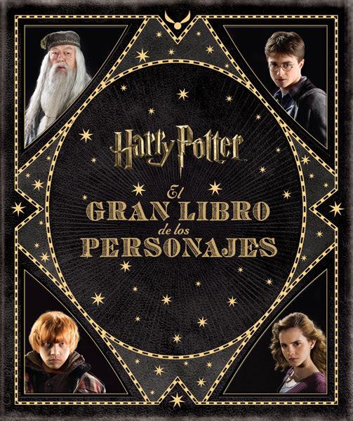 Resultado de imagen de harry potter el gran libro de los personajes