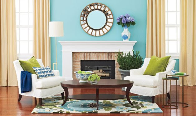Home Decorating: How to Choose Colors • The Budget Decorator