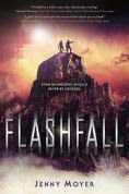 Title: Flashfall, Author: Jenny Moyer