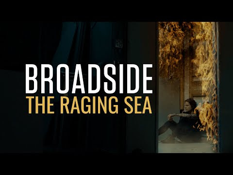 Broadside Announce New Album 'Into The Raging Sea' And Release New Song