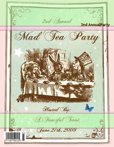 Mad Tea Party Magazine