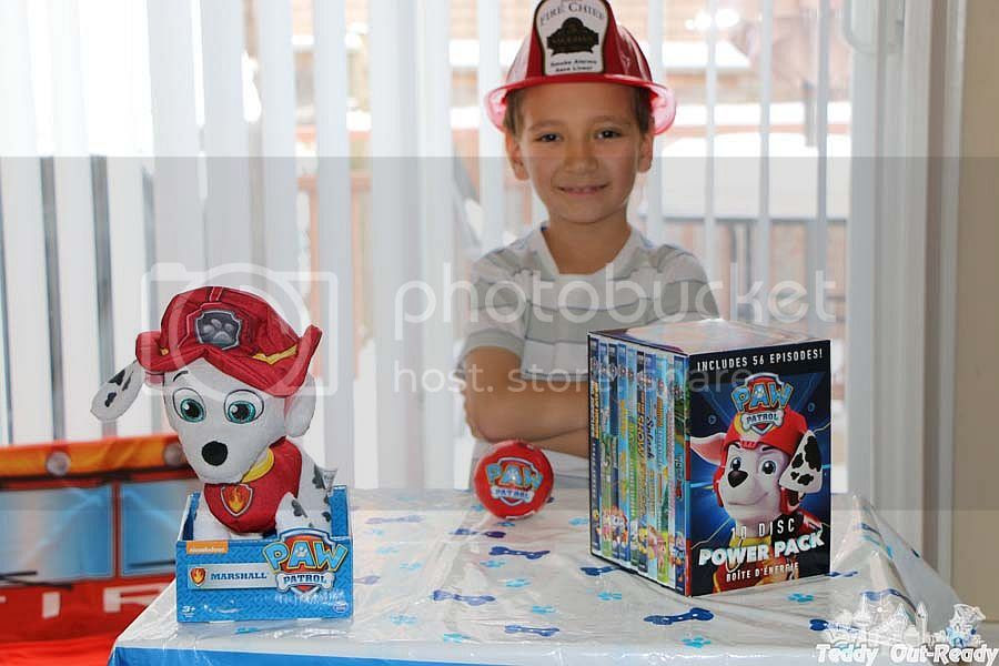 Paw Patrol Power Pack