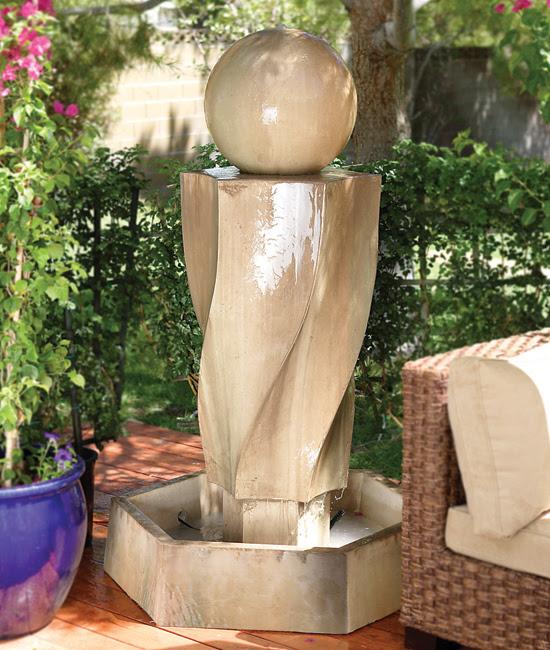 Cheap Outdoor Garden Decor Photograph | Stock # HOM20091352