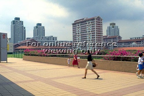 Bishan MRT before Junction 8