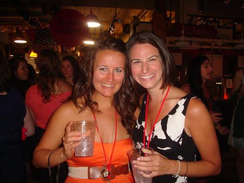 Meghann and Jess