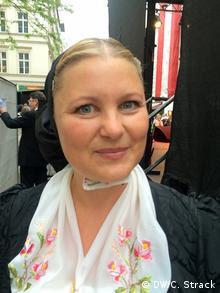 Diana Fritsche-Grimmisch (Foto: DW)