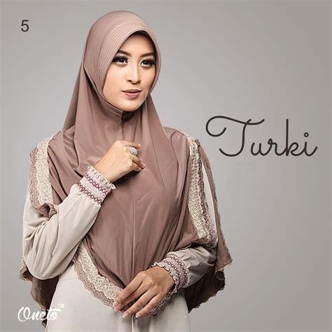 jilbab model terbaru  jilbab instan bergo turki