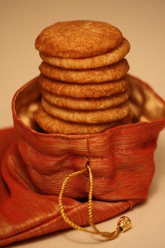 Snickerdoodles (Martha Stewart Recipe)
