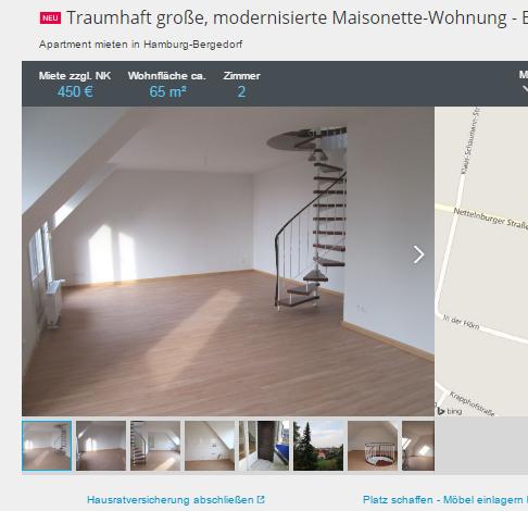 kohlerkatharina traumhaft gro e modernisierte maisonette. Black Bedroom Furniture Sets. Home Design Ideas