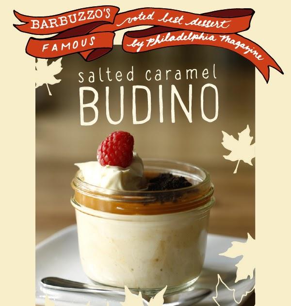 we love 13th street • blog: Salted Caramel Budino