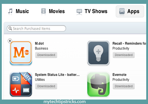 How to Delete or Hide Purchased Apps on iCloud
