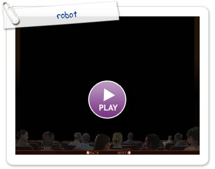 Click to play robot