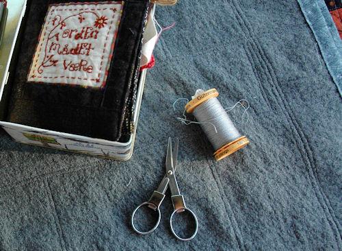 binding :: house wares :: lukkekant #2