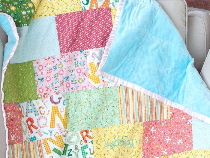 21 Lazy Lady Quilts