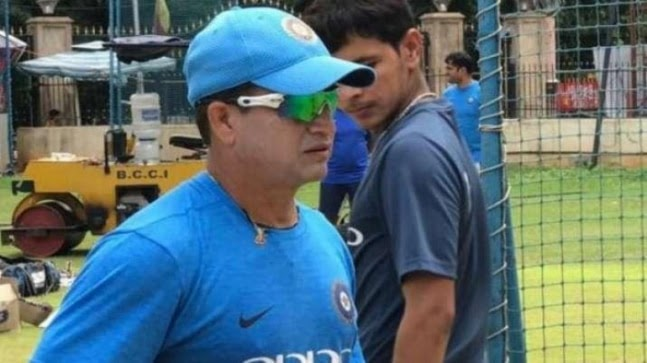 Abhay Sharma likely to replace R Sridhar as Team India's fielding coach https://ift.tt/2ZgOLMd