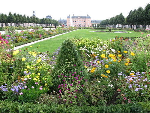 Schwetzingen Castle and Gardens