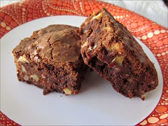 Mexican Chocolate Brownies 2