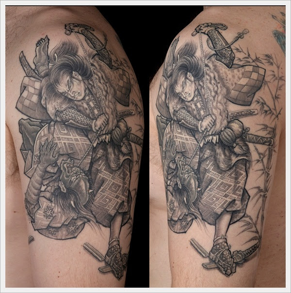 50 Best Mythological Tattoo Designs