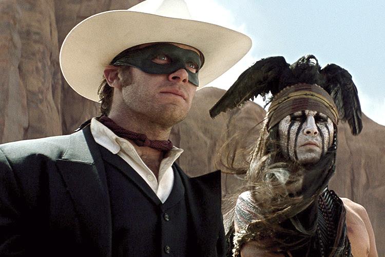 The Lone Ranger: La critique