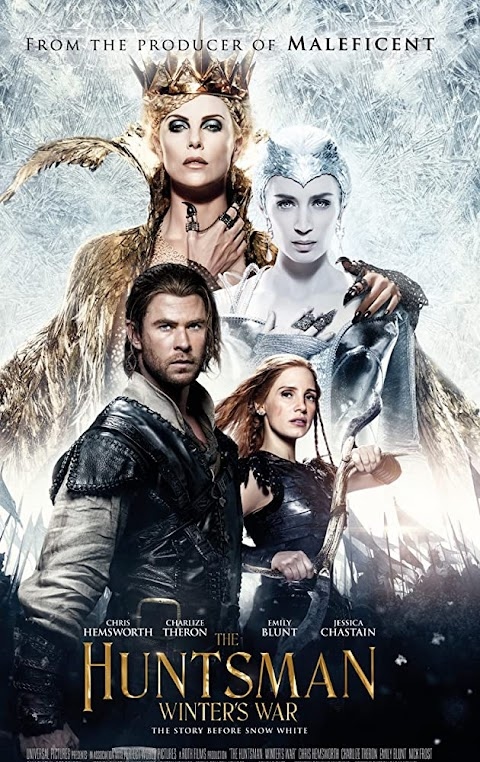 The Huntsman: Winter's War (2016) 480p 720p 1080p BluRay Dual Audio (Hindi+English) Full Movie